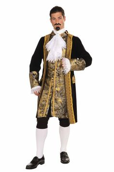 defa2df71d5 Venetian Count - Bring Baroque back to life and harness the gentleman  inside you this Masquerade