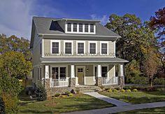Stanley Martin Custom Homes | Fernwood Model,   WeBuildOnYourLot.com
