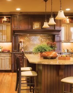 Kitchen Mantle Hoods & Styles | Dura Supreme Cabinetry