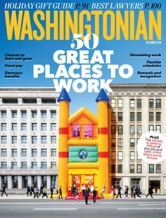 WashingtonianDecember 2013 Creative Director:Michael Goesele Photo Director:Diane Rice Illustrator:Peter Crowther
