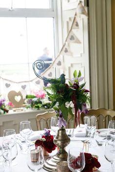 Sarah 34 web Wedding Table, Table Decorations, Garden, Flowers, Inspiration, Furniture, Home Decor, Homemade Home Decor, Decoration Home