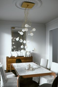 Our Products in Homes - modern - Dining Room - San Francisco - Iris Design Studio