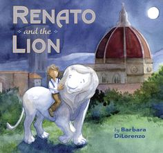 Renato loves his home in Florence, Italy. He loves walking home by the beautiful buildings and fountains and he especially loves the stone lion who seems to smile at him from a pedestal in the piazza. The lion makes him feel safe. But one day his father tells him that their family must leave. Their country is at war, and they will be safer in America. Renato can only think of his lion. Who will keep him safe?