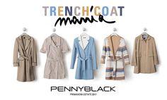 trench coat mania