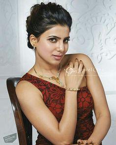 Samantha Images, Samantha Ruth, Hot Actresses, Indian Actresses, India Beauty, Asian Beauty, Hair Style Vedio, Muslim Beauty, Bollywood Girls