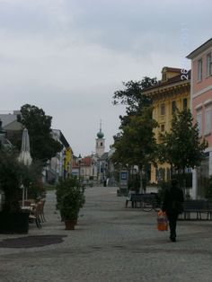 Calleja de Eisenstadt, Austria Austria, Hotels, Street View, City, Places, Pictures, Lugares, Traveling, Photos
