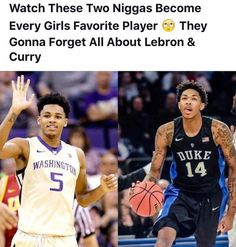 brandon ingram (La Lakers) and dejounte murray (Sa Spurs)