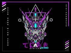 XXXG-00W0 Wing Zero Gundam by Adde Atrians