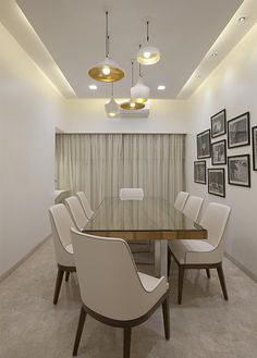 Dining Room by Behzad Kharas