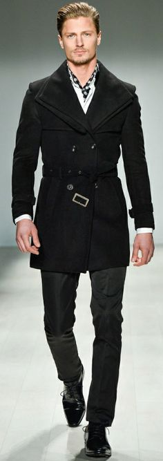HD Homme at Toronto Fashion Week More suits, style and fashion for men @ http://www.zeusfactor.com