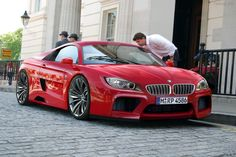 New BMW M1.