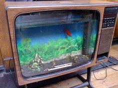 Ideas para Reciclar Televisores, Muebles Reciclados