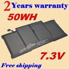 "43.14$  Buy now - http://alig2f.shopchina.info/go.php?t=32250129196 - ""JIGU Brand NEW 13"""" Battery For MacBook Air A1369 A1377 MC503LLA MC504LLA"" 43.14$ #bestbuy"
