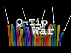Q-Tip War Is a Really Fun Youth Group Game! The students in your youth ministry will love this! Supplies Lots of Q-Tips One straw per student (big enough to Fun Youth Group Games, Youth Group Rooms, Youth Ministry Games, Adult Party Games, Youth Activities, Games For Teens, Activity Games, Teen Games, Games For Big Groups