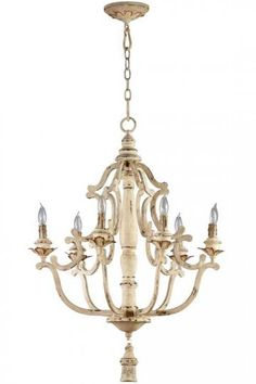 Maison 6-Light Chandelier