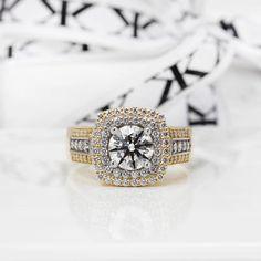 1.86ct F/VS1 Round Brilliant diamond , double halo diamond ring #bykalfinjewellery #diamondjewellery #jewellers #cbdjeweller #collinsst #diamondring #engagementring  #weddingring  #diamondringsmelbourne #engagementringsmelbourne #customdesign #bestdiamonds #bestjeweller #diamondhaloring #solitaire #weddingrings #gentsring #cityjeweller #melbourne www.kalfin.com.au
