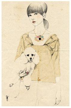 illustration by Sandra Suy.