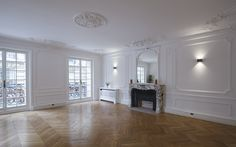 Bureaux Haussmanniens. Paris 9e ©ORF