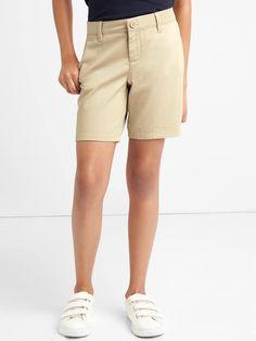 b97d0d322 product photo Gap Outfits, Short Outfits, Girls Uniforms, School Uniforms,  Casual Shorts