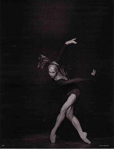 Photos PETER LINDBERGH Ballet Dancers, Polina Semionova, Polina Seminova, April 2010, Art, Beautiful, Peter Lindbergh, Vogue Germany, Polinasemionova