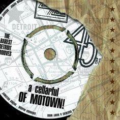 Various - Cellarful of Motown Rarest Detroit, Pink