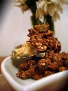 Bomboane de ciocolată cu seminţe | Bucatar maniac si prietenii