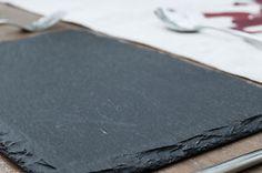Slate place mats