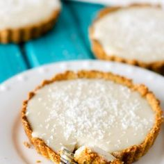 These Coconut Cream Quinoa Tartletts are a healthier way to satisfy your sweet cravings. Gluten Free & Vegan, this is a treat you can feel good about!