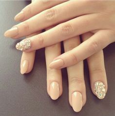 Kind of like these round nails
