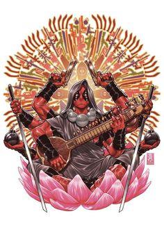 ¡ Las mejores 124 imágenes de Deadpool ! - Taringa!