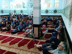 Muslimischer Verein Bern  At Europaplatz Moschee. Wrestling, Europe, Mosque, Lucha Libre