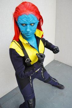 first class suit  Mystique - X-Men First Class by `KellyJane on deviantART