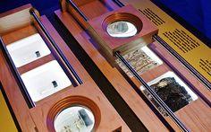 Recycling Exhibit, sustainability exhibit, environmental exhibit
