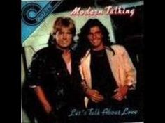 """<span class=""""EmojiInput mj392"""" title=""""Black Right-Pointing Triangle""""></span> Modern Talking - Let's Talk About Love - YouTube"""