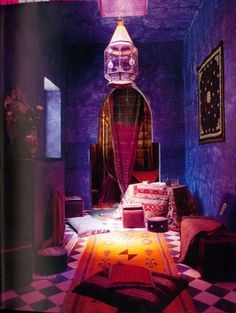 Villa for rent in Marrakech, Morocco via IKH (luxury holiday rentals).