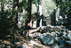 Mt. Baldy: Ice House Canyon Trail + Ski Lifts #travel #losangeles #california