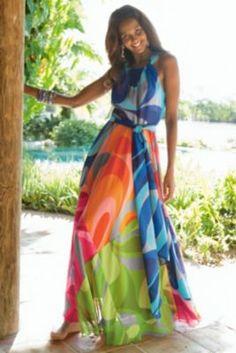 Carnivale Dress I from Soft Surroundings