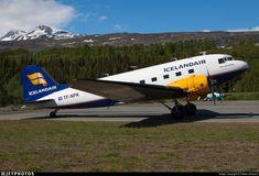 Photo of TF-NPK - Douglas C-47A Skytrain - Icelandair