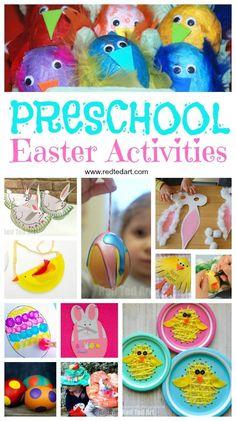 Easter Preschool Cra
