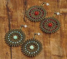 Free earring project