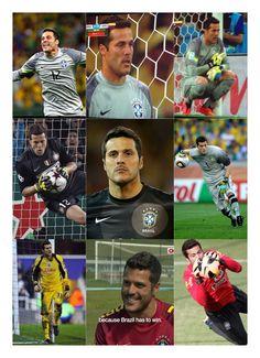 Julio Cesar will always be the best goalkeeper ⚽️