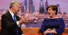 'B****cks!' Emily Thornberry just OWNED Michael Fallon on national TV