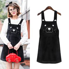 Product Name: TS4066 Embroidered Bear Dungaree Dress Click On Link To View This Product : http://gurusing.sg/shop/womens-fashion/ts4066-embroidered-bear-dungaree-dress/. We Have Publish More Products And Special Offer Are Going On Our Website GuruSing. Hurry Enjoy Up To 80% Discounts......