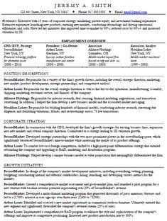 skills based resume