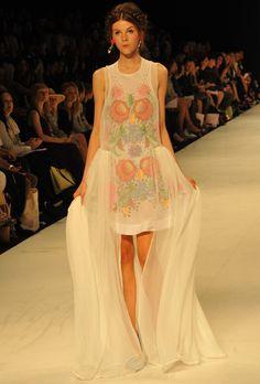Australian Fashion Week: Alice McCall | Madison, spring/summer 2012/2013