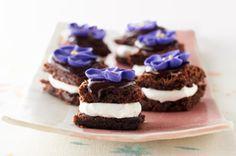"""Tea Party """"Petit Fours"""" recipe via kraftrecipes.com"""