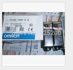 61.99$  Buy now - http://aliitk.worldwells.pw/go.php?t=32236977717 - free shipping New and original OMRON E3JM-10M4-G-N 24-240VAC/12-240VDC Photoelectric switch Photoelectric sensor 61.99$