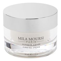 Mila Moursi Firming Cream product smear.