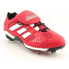 Adidas Excel Promo Lo Mens Size 15 Red Cleats Baseball Baseball Cleats Shoes adidas. $4.99. Save 95% Off! Adidas Shoes, Adidas Men, Cleats Shoes, Baseball Cleats, Baby Shoes, Sports, Red, Outdoors, Shopping