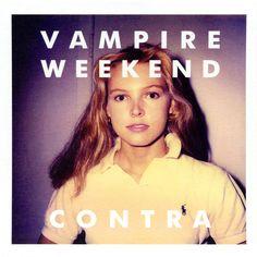 Vampire Weekend Contra album